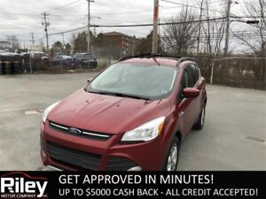 2013 Ford Escape SE STARTING AT $158.02 BI-WEEKLY