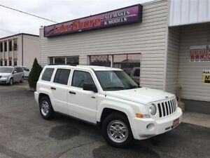 2009 Jeep Patriot North LOCAL TRADE