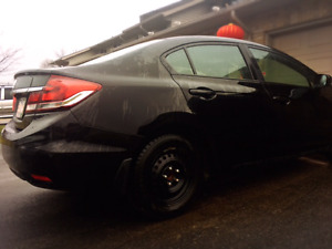 Selling my customer's car Honda civic