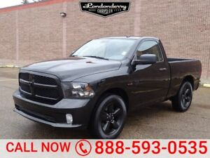 2017 Ram 1500 REGCAB EXPRESS Accident Free,  Back-up Cam,  Bluet