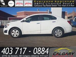 2014 Chevrolet Sonic 4dr Sdn LT Auto