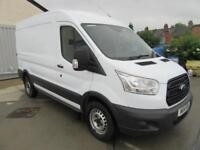 Ford Transit 2.2 TDCI 125PS H2 VAN - EURO 5 DIESEL MANUAL WHITE (2014)