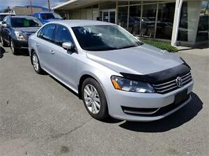 2013 VOLKSWAGEN PASSAT 2.5L TRENDLINE - AFFORDABLE LUXURY