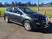 2011 Mazda CX-7 ER MY10 Classic (FWD) Grey 6 Speed Auto Activematic Wagon West Gosford Gosford Area Preview