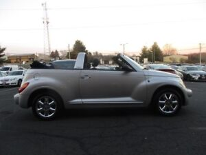 2005 Chrysler PT Cruiser Cabriolet
