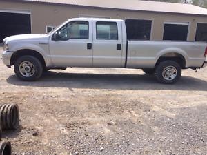 2006 Ford F-250 xlt Pickup Truck