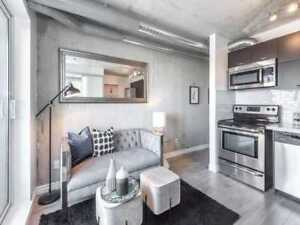 Stop Renting! Own The Cutest Loft In Queen West/Little Portugal!