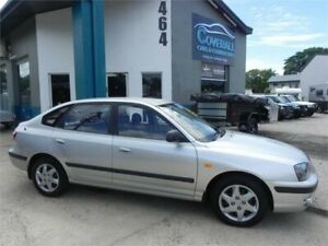 2004 Hyundai Elantra XD 2.0 HVT Silver 4 Speed Automatic Hatchback Earlville Cairns City Preview