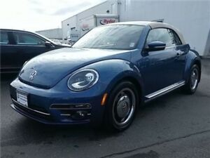2018 Volkswagen Beetle Convertible 2.0T Coast Edition w/Style Pa