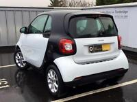 smart fortwo coupe PASSION (white) 2015-11-30