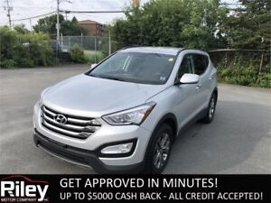 2016 Hyundai Santa Fe Sport Premium STARTING AT $234.31 BI-WEEKL