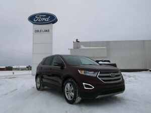 2017 Ford Edge SEL, AWD, LEATHER, CLASS II TOW, BLIND SPOT MONIT
