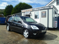 2005 FORD FIESTA 1.25 ZTEC GROUP 3 INSURANCE!! ALL CREDIT/DEBITS CARDS ACCEPTED!!