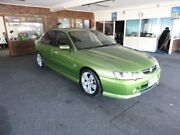 2003 Holden Commodore VY SS Hot House Green 4 Speed Automatic Sedan Reynella Morphett Vale Area Preview