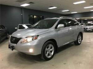 2010 Lexus RX 350*LEATHER*ROOF*CERTIFIED*NO ACCIDENTS*