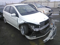 PARTS 2008 Mercedes B-Class B200 PARTING OUT