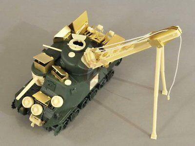 Verlinden 1/35 M31 ARV T2 Tank Retriever Conversion Tamiya/Academy M3 Lee 2531