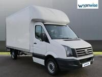 2015 Volkswagen Crafter 2.0 TDI 109PS Chassis Cab Diesel white Manual