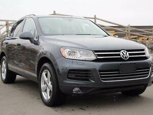 2012 Volkswagen Touareg TDI 4MOTION - LOCAL EDMONTON TRADE IN |E