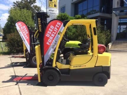 Brand New 2.5T Forklift