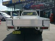 2013 Toyota Hilux TGN16R MY12 Workmate White 5 Speed Manual Cab Chassis Greenacre Bankstown Area Preview