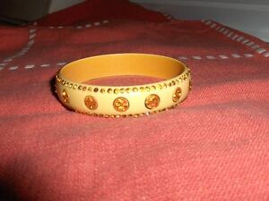 1920's Celluloid French Ivory Bangle