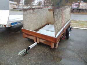 Utility Trailer for Sale Prince George British Columbia image 1