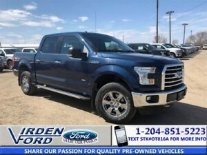 2015 Ford F-150 XLT XTR Supercrew 4x4