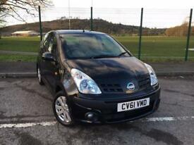 Nissan Pixo 1.0 N-TEC 2011 61 *ONLY 6,000 GENUINE MILES FROM NEW*