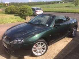 MG TF (Excellent Condition)