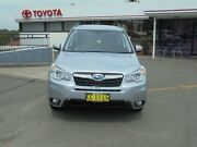 2014 Subaru Forester MY14 2.5I-L Silver Continuous Variable Wagon South Hurstville Kogarah Area Preview