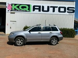 2005 Mitsubishi Outlander ZF LS Silver 4 Speed Sports Automatic Wagon Durack Palmerston Area Preview
