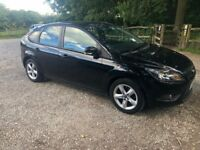 Ford Focus Zetec 2008 model with low mileage £1795