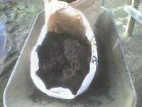 Spring is here. Order our well rotted manure/compost No chemicals a natural product. Free Delivery