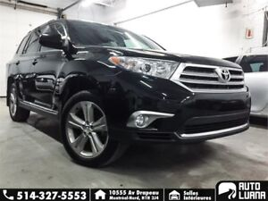 2012 Toyota Highlander SPORT/8 PNEUS & MAGS/TOIT/CAM/COMME NEUF!