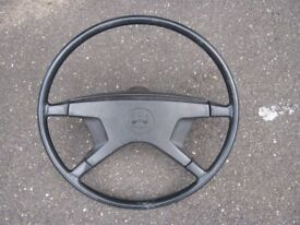 VW CLASSIC BEETLE STEERING WHEEL 1302 1303 SUPER BUG