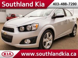 2012 Chevrolet Sonic LTZ **LEATHER INTERIOR-BLUETOOTH**