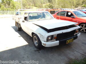 HOLDEN 1 TONNER HJ 253 V8 4 SPEED. STATESMAN PREMIER DOOR CARDS + LONG ARM RESTS