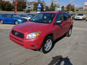 2007 Toyota RAV4 Base NEW MVI, AWD, NO RUST!