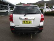 2014 Holden Captiva CG MY15 7 LS WAGON 7ST 5DR SA 6SP 2.4I (FWD) White Steptronic Wagon Tamworth Tamworth City Preview