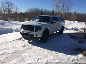 2013 Ford F-150 FX4 Pickup Truck - 6.2L Supercharged