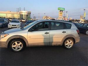 Pontiac vibe 2004 $995. . carte credit accepter 514-793-0833
