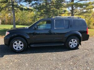 2006 NISSAN PATHFINDER 4X4 7SEATS FULLY LOADED (PRIVATE SALE!)