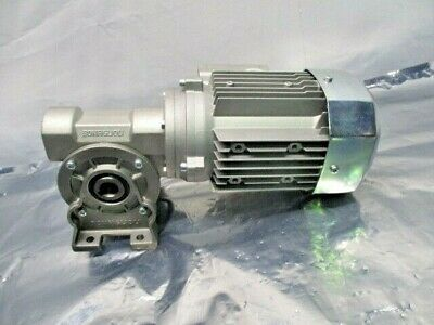 Bonfiglioli Riduttori BN 63A 4 Motor Gearbox w/ VF44 100 A P63 B14 Reducer
