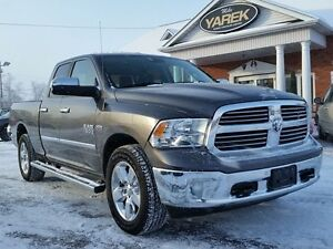 2016 Ram 1500 Big Horn 4x4, NAV, Tow Pkg, Remote Start, Bluetoot