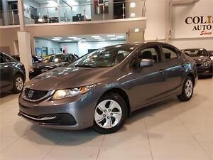 2014 Honda Civic Sedan LX AUTO-HEATED SEATS-BLUETOOTH FACTORY WA