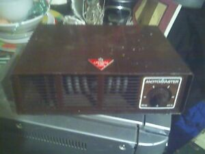 Vintage Rare 1982 Canadian Tire Motomaster Home Heater