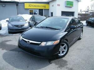 2008 Honda Berline Civic LX.