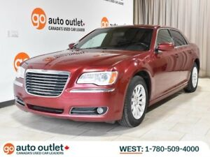 2014 Chrysler 300 Touring RWD; Auto, Leather Heated Seats, Push