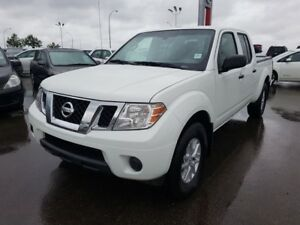 2018 Nissan Frontier 4X4 CREWCAB SV $29888 Accident Free,  Back-